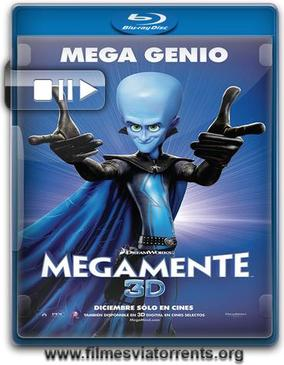 Megamente Torrent - BluRay Rip