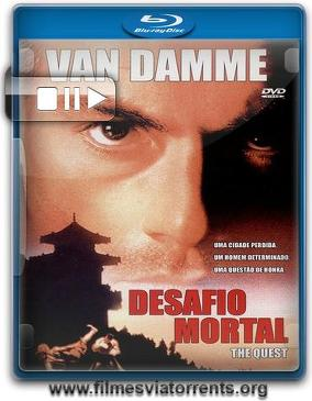 Desafio Mortal Torrent - BluRay Rip 720p Dual Áudio