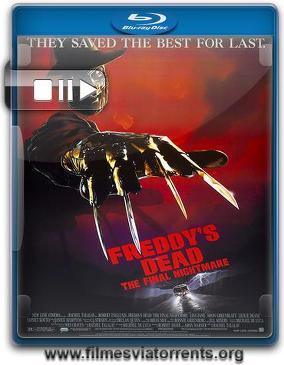A Hora do Pesadelo 6: Pesadelo Final - A Morte de Freddy Torrent - BluRay Rip 1080p Dublado