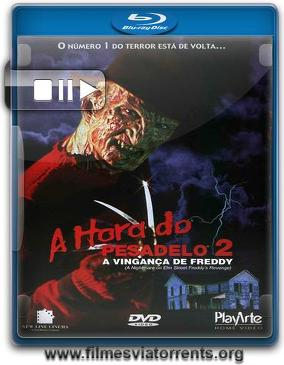 A Hora do Pesadelo Parte 2: A Vingança de Freddy Torrent - BluRay Rip 1080p Dublado