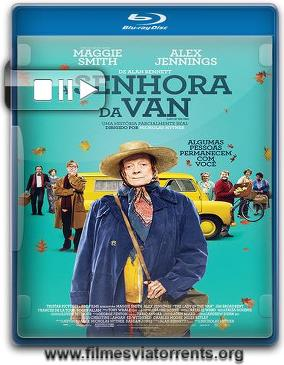 A Senhora da Van Torrent – BluRay Rip 1080p Dublado