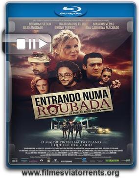 Entrando Numa Roubada Torrent - WEB-DL 720p Nacional
