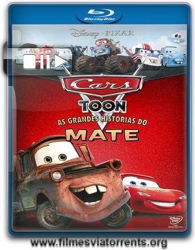 Cars Toon – As Grandes Histórias Do Mate Torrent – BluRay Rip 1080p Dublado