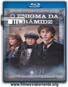 O Enigma da Pirâmide Torrent - WEB-DL 1080p Dual Áudio