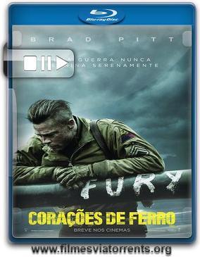 Corações de Ferro Torrent - BluRay Rip 720p | 1080p Dual Áudio 5.1