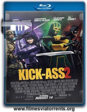 Kick Ass 2 Torrent - BluRay Rip 720p Dual Áudio