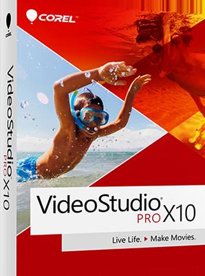 Corel VideoStudio Pro X10 v20.0.0.137 + Content Pack - Ita