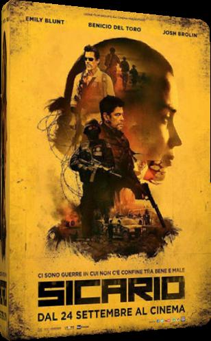 Sicario (2015) DVD5 Custom ITA
