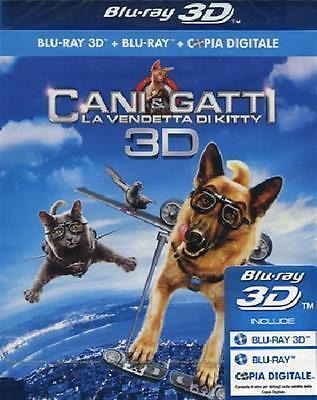 Cani & Gatti - La vendetta di Kitty 3D (2010) MKV 3D Half SBS AC3 ITA DTS ENG Sub - DDN