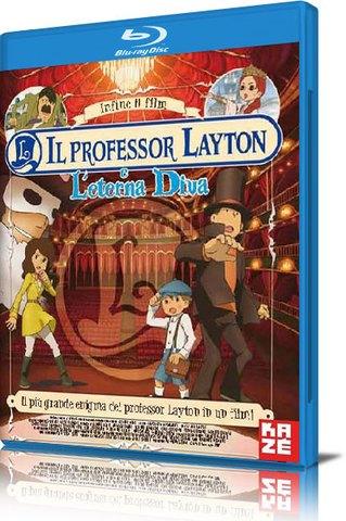 Il professor Layton e l'eterna Diva (2009) Full HD Untoched 1080p DTS-HD ITA DTS ENG + AC3 Sub - DDN