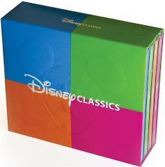 Disney Classics - 4 CD Box-Set
