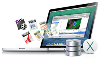 Mac Data Recovery Software for 10.7