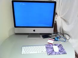 Mac OS X 10.5 Blue Screen At Startup