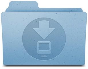 Regain Downloads Folder from Mac