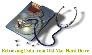 Retrieving Data from Old Mac Hard Drive