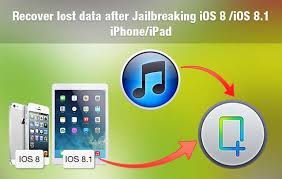 Restore iPhone Lost Data After Jailbreaking