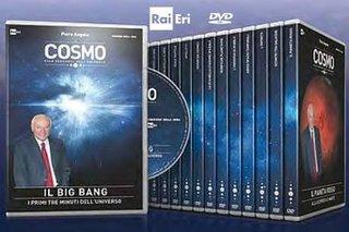 Piero Angela-Il Cosmo-Alla Scoperta Dell' Universo (2013) DVD5 X 30 iTA [Completa]