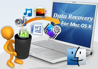 Mac OS X 10.5 Data Recovery