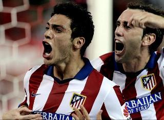 Atlético de Madrid golea 4-0 al Sevilla