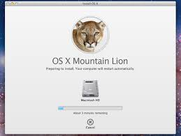 Mac OS X Mountain Lion Library Folder Missing
