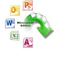 Recover lost office files