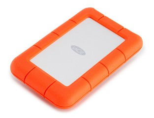 Restore Files from LaCie Rugged Mini