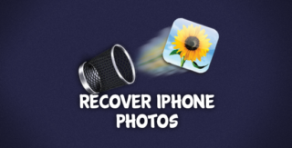 Mac Recovery iPhone