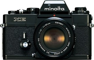 Restore Photos from Minolta Camera