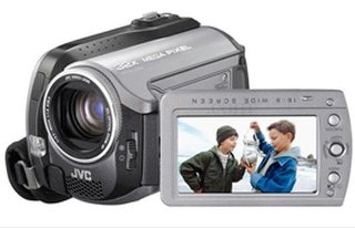 JVC Everio Video Recovery