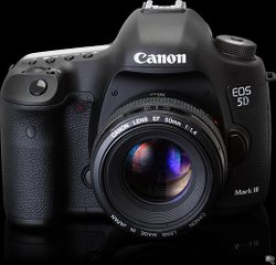 Recover lost pictures from Canon EOS 5D Mark III