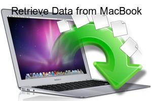 retrieve data from MacBook Air SSD