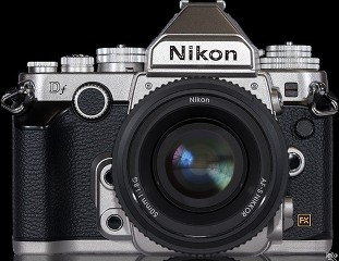 Retrieve Pictures From Nikon Df Camera