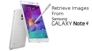 Retrieve Lost Photos From Samsung Galaxy Note 4