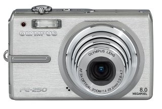 Recover Deleted Images From Olympus FE 250 Camera