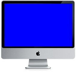 How to Get Rid of Blue Screen on Mac