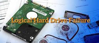Logically Failed Hard drive