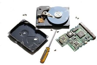 Crashed External Hard Drive Recovery