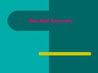 Fix Mac Mail