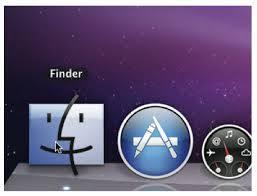 Mac finder error