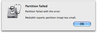 Mac Partition Error Couldn't Unmount Disk