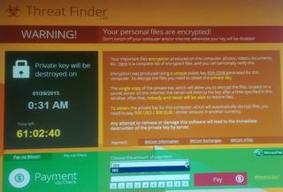 Threat Finder