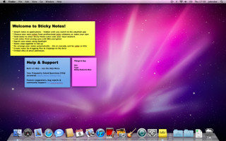 Retrieve Sticky Notes on Mac