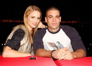 Mark Salling y Dianna Agron