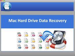 Data recovery Mac hard drive