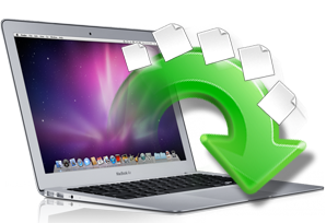 Recover Macbook deleted trash files
