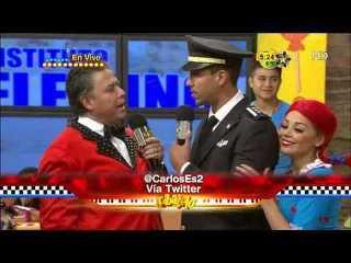 La visita de Carlos Piloto Escamilla a Acábatelo, Destardes y Vivalavi