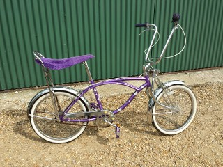 My First Lowrider Bike Finished Rat Rod Bikes