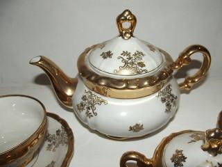 Servizio bavaria oro zecchino