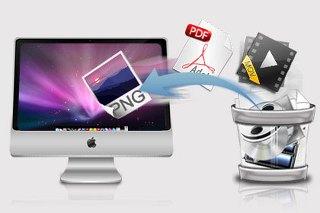 undo Mac files
