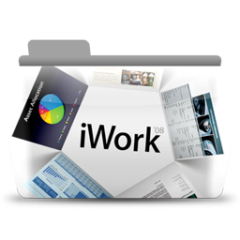 Restore Lost Files from iWork